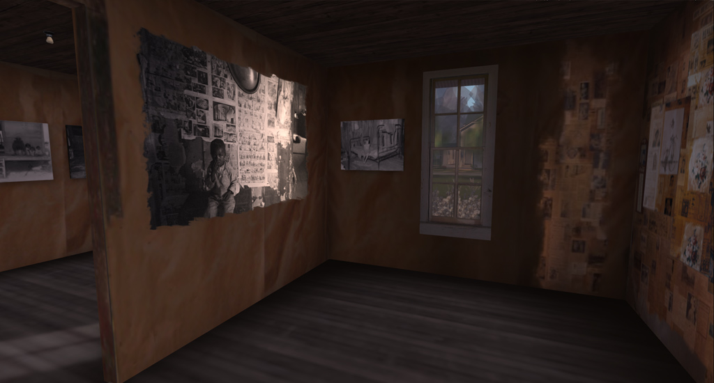 Tenant Farmer's Shack (Second Life)